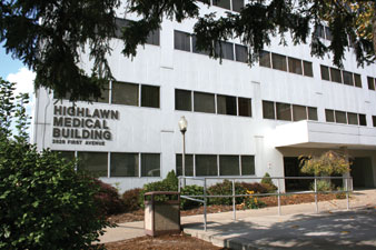 St. Mary's Medical Center - Highlawn